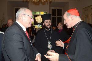 Weiterlesen: Starke Präsenz der Kirchen in Österreich
