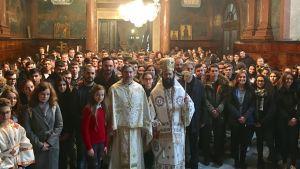 Διαβᾶστε περισσότερα: Ἀναστάσιμη μαθητική Θεία Λειτουργία 2017