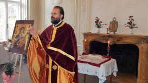 Weiterlesen: Generalvikar und Archimandrit des Ökumenischen Thrones Paisios von der Synode des Ökumenischen...