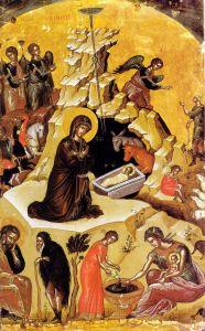 Weiterlesen: Die Weihnachtsikone der Geburt Christi