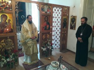 Weiterlesen: Namenstag des Bischofs Paisios von Apameia