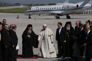 Weiterlesen: Patriarch Bartholomaios und Papst Franziskus auf Lesbos