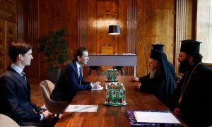 Weiterlesen: Der Ökumenische Patriarch zu Besuch bei Bundeskanzler Sebastian Kurz