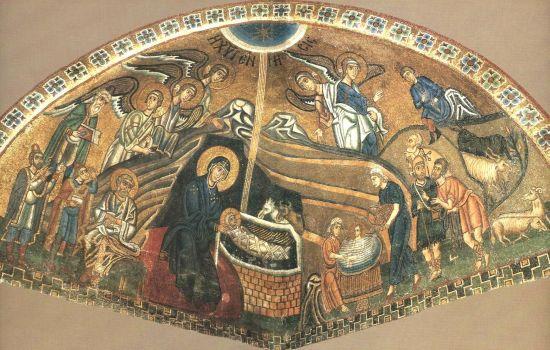 Weiterlesen: Nikolaos Zias: Die Ikone der Geburt Christi in der Orthodoxen Kunst