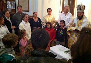 Weiterlesen: Göttliche Liturgie in Salzburg
