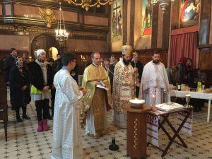 Weiterlesen: Feier der Göttlichen Liturgie mit der ukrainischen Gemeinde in Wien