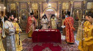 Weiterlesen: Göttliche Liturgie des hl. Jakobus in Wien