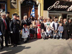 Weiterlesen: Feierlichkeiten zum griechischen Nationalfeiertag