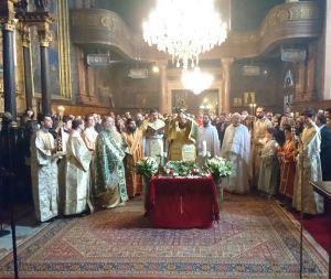 Weiterlesen: Empfang der Kreuzreliquie und Sonntag der Kreuzverehrung in der Metropolis von Austria