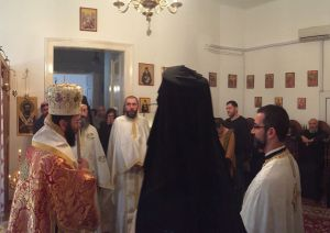 Weiterlesen: Metropolit Arsenios besucht das Exarchat von Ungarn