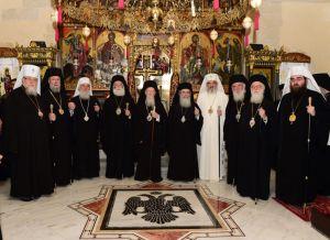 Weiterlesen: Panorthodoxe Synode: Versammlung der Delegationen für die Heilige und Große Synode