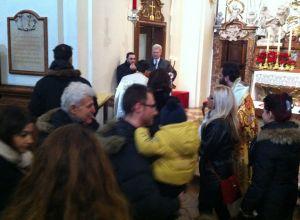Weiterlesen: Gottesdienst und Anschneiden der Vassilopita in Salzburg