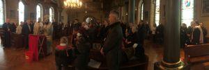 Göttliche Liturgie am 8. Januar 2017 in Bregenz
