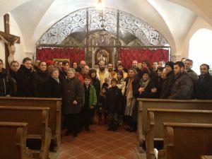 Weiterlesen: Erste Liturgie in der griechischen Gemeinde in Kufstein