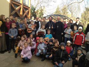Weiterlesen: Metropolit Arsenios besucht die orthodoxen Gläubigen in Ungarn