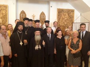 Weiterlesen: Ungarn: Offizieller Besuch von Patriarch Theophilos III.