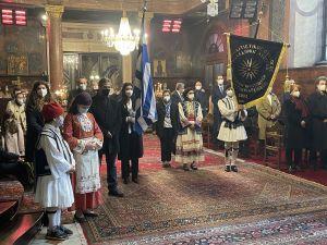 Weiterlesen: Feier des Nationalfeiertags von Griechenland in der Metropolis von Austria am Zweiten Fastensonntag