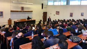Weiterlesen: Gastvortrag an der Universität in Thessaloniki März 2018