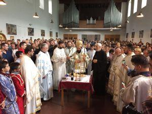 Weiterlesen: Feier der Göttlichen Liturgie in der serbischen Kirche zur Geburt der Gottesgebärerin in Wien